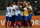 Bahia bate Ceará, vence a 1ª fora e se afasta da zona de rebaixamento - Felipe Oliveira / EC Bahia