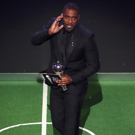 """Ator Idris Elba é cotado para substituir Will Smith em """"Esquadrão Suicida 2"""" - Julian Finney - FIFA/FIFA via Getty Images"""