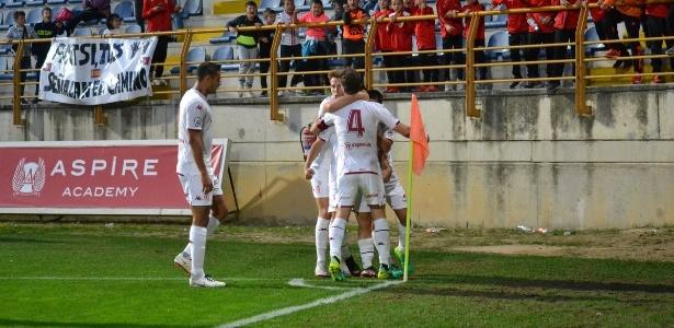 Cultural Leonesa, na terceira divisão, enfrentará o Barcelona de olho nas oitavas - Divulgação