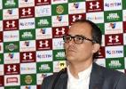 Pressionado no Fluminense, Abad cogita renúncia e estuda cenários - Mailson Santana/Fluminense