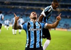 Vizeu volta a marcar após três meses e deve desbancar André no Grêmio - Lucas Uebel/Grêmio FBPA