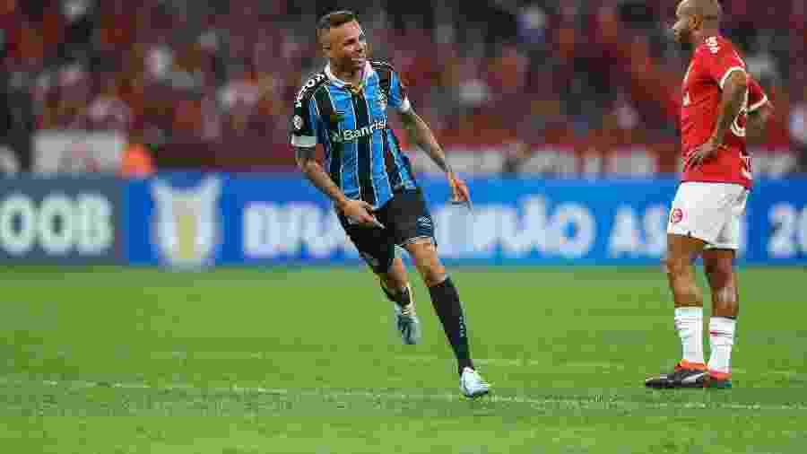 Mercado da Bola: Luan deixa o Grêmio e se acerta com o Corinthians - LUCAS UEBEL/GRÊMIO FBPA