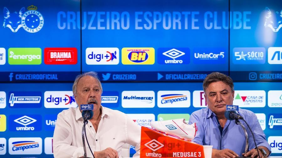 Gestor de futebol não tem conseguido cumprir os compromissos de deixar os salários em dia no Cruzeiro - Bruno Haddad/Cruzeiro