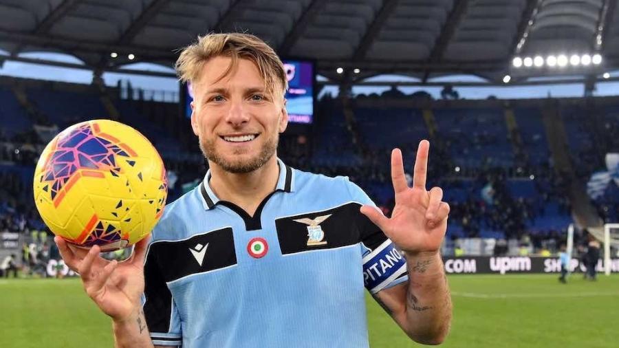 Ciro Immobile reclama das definições do governo italiano e da incerteza sobre o futebol - Marco Rosi/Getty Images