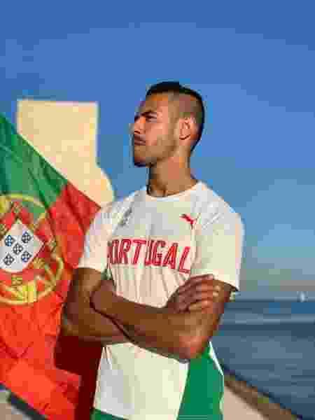 João Vitor Oliveira agora é português - Divulgação