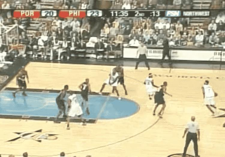 Iverson Cut 2 - Reprodução/NBA - Reprodução/NBA