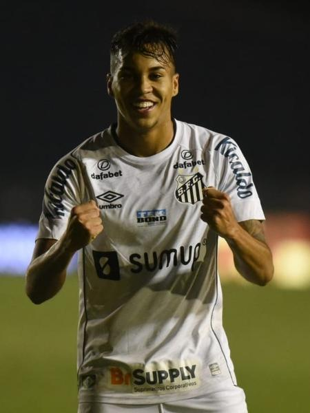 Kaio Jorge tem contrato com o Santos apenas até dezembro deste ano - Ivan Storti