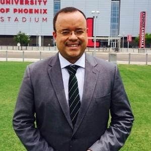 Everaldo Marques integra equipe da ESPN nos EUA - Reprodução/Instagram