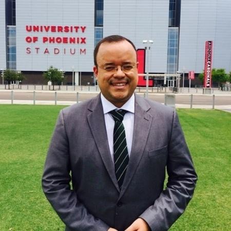 Everaldo Marques, narrador da ESPN - Reprodução/Instagram