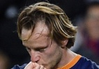 Após Modric, Croácia perde Rakitic e Lovren para rodada das Eliminatórias - AFP / LLUIS GENE