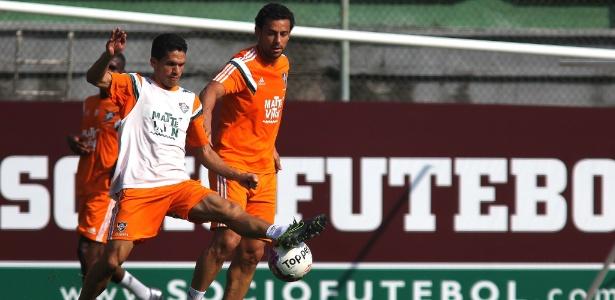 Fred está de volta ao Fluminense após cumprir suspensão na Primeira Liga