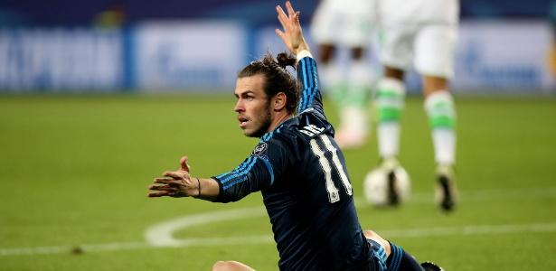 Gareth Bale sofreu com lesões durante a atual temporada