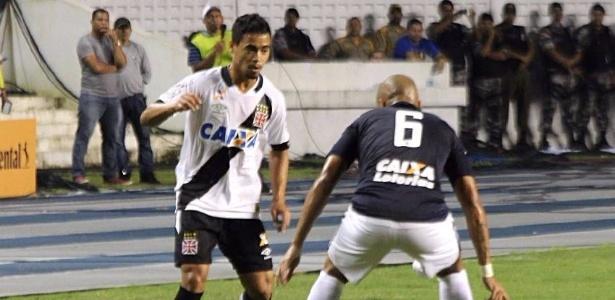 Yago Pikachu cresceu de desempenho atuando como lateral direito - Carlos Gregório Júnior / Site oficial do Vasco