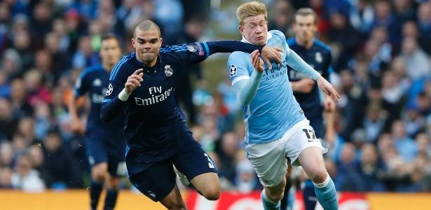 Real joga por vitória simples; City se classifica com empate com gols