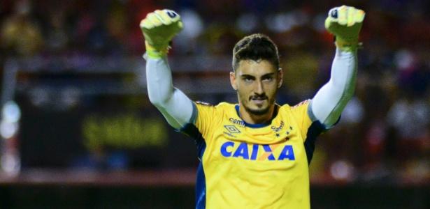 Rafael vive ótima fase com a camisa do Cruzeiro