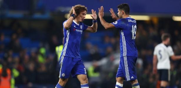 O Chelsea tem um ponto a mais que Liverpool e Manchester City, o trio favorito no Inglês - Clive Rose/Getty Images
