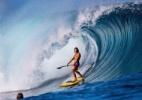 Ele foi ator da Globo; hoje tenta ser tri mundial de stand up paddle - Ryan Heywood