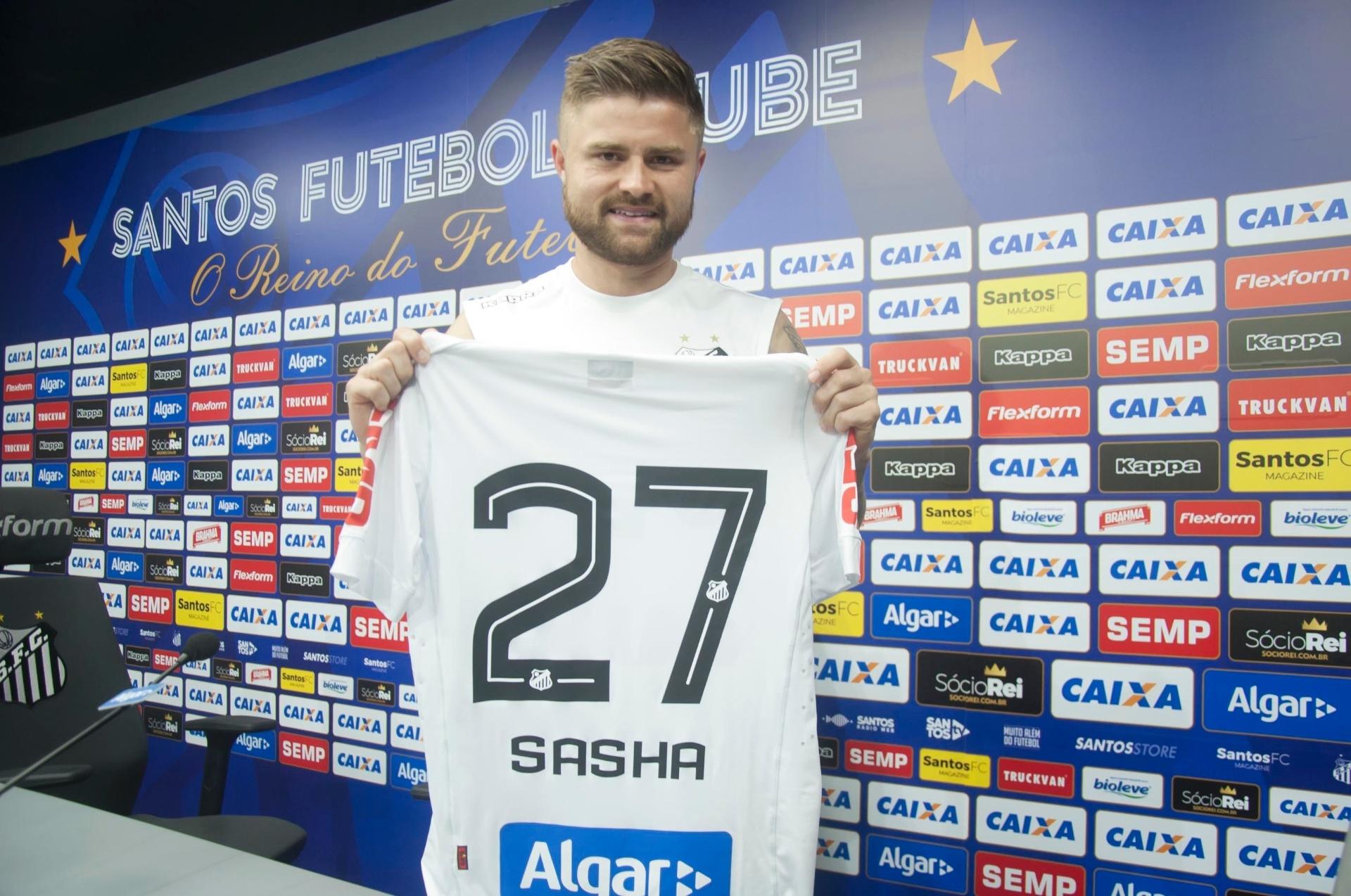 a323e3efa0 Reforço do Santos recebeu conselho de Damião e quer conversa com Jair -  13 01 2018 - UOL Esporte