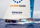 Tripulante de pesqueiro morre após acidente com barco da Volvo Ocean Race - Amory Ross/Volvo Ocean Race