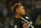 Neymar não participa de treino coletivo para jogo da Liga dos Campeões