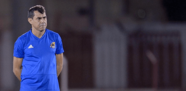 Carille segue querido na Arábia Saudita, mesmo estando próximo de sair - Divulgação/Al Wehda FC