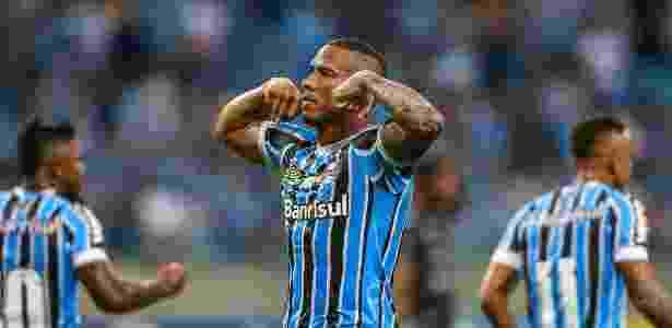 Jael fez dois gols contra o Juventude e abre nova temporada em vantagem no ataque - Lucas Uebel/Grêmio