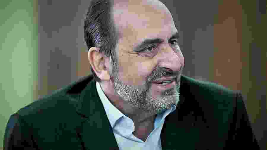 Alexandre Kalil, prefeito de Belo Horizonte, comenta situação da Arena MRV - Samerson Gonçalves/UOL