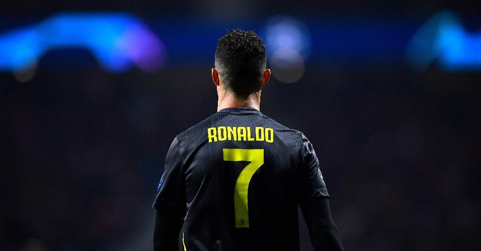 Cristiano Ronaldo Juventus Atlético de Madri Liga dos Campeões