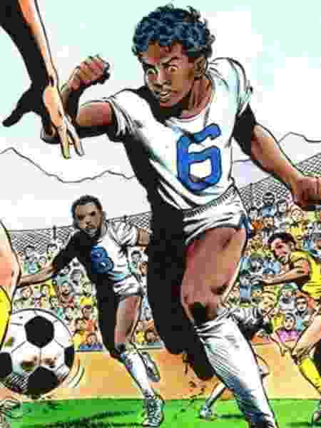 Roberto da Costa: brasileiro da Marvel era um promissor jogador de futebol antes de se descobrir poderoso mutante - Reprodução