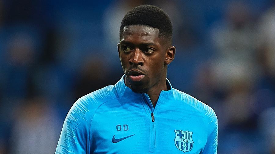 Dembélé, atacante do Barcelona, é alvo do Liverpool, que teme série de lesões - Quality Sport Images/Getty Images