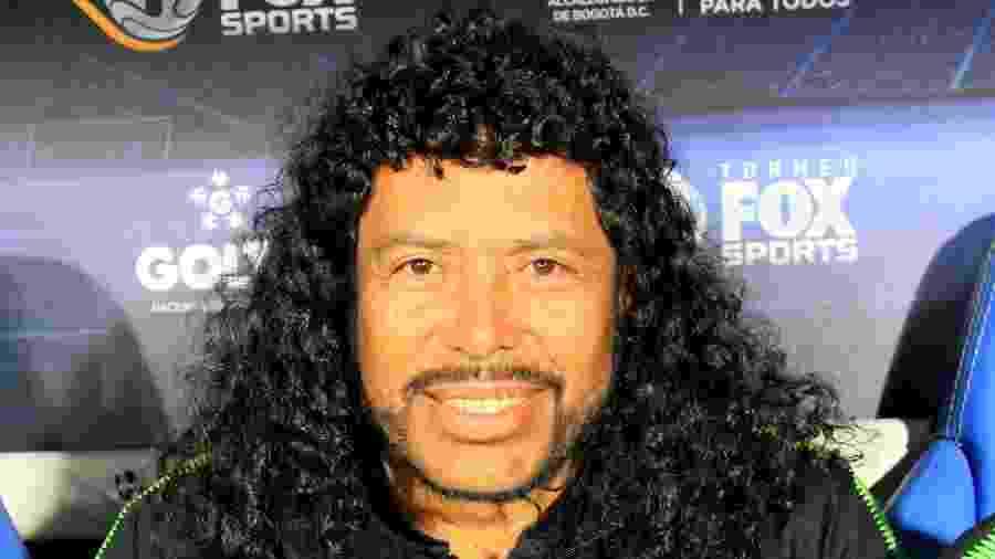 Higuita, ex-goleiro da Colômbia - Getty Images