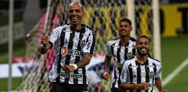 Atlético-MG e Diego Tardelli já conversam por renovação até dezembro