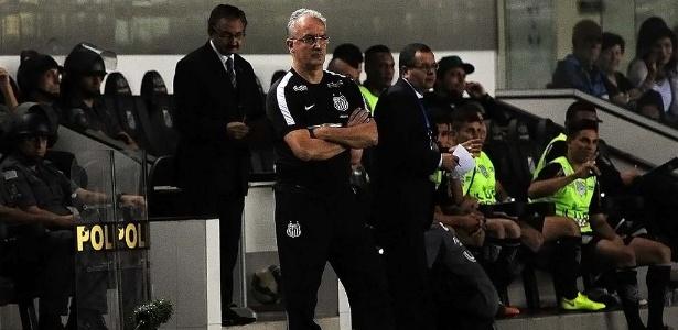Dorival pediu a contratação do atacante Kayke, do ABC de Natal, mas perdeu o reforço - Divulgação/Santos FC