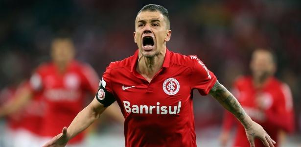 D'Alessandro tem contrato com o Internacional e pode voltar em dezembro