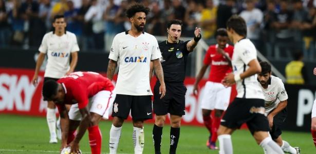 Cristian ficou fora da lista do Campeonato Paulista