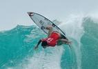 Medina alerta sobre ataques de tubarão em praia perto de competição - WSL / Sloane