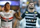 Corinthians e São Paulo eliminados. Mas quem saiu melhor? (Foto: Mauro Horita/AGIF)