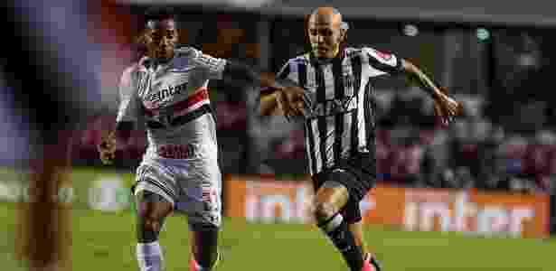 Fábio Santos é o jogador que mais atuou pelo Atlético-MG e vai completar 3 mil minutos  - Bruno Cantini/Clube Atlético Mineiro