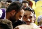 Síria empata com Austrália no fim, e sonho da Copa segue vivo (Foto: Lai Seng Sin/Reuters)