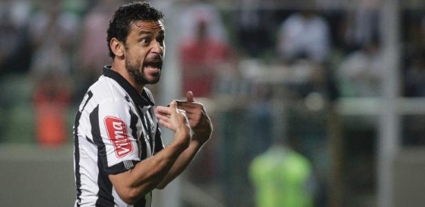 Ao trocar o Atlético-MG pelo Cruzeiro, Fred assumiu uma multa de R$ 10 milhões