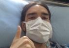 Ex-jogador luta contra leucemia, e amigos organizam campanha por doação