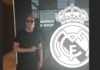 Ex-Barcelona, Maxi López posta foto com gesto obsceno para o Real Madrid - Reprodução/Instagram
