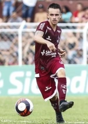 Gabriel Seghimatz em ação pelo Juventus