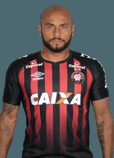 Jonathan Cícero Moreira, lateral do Atlético-PR