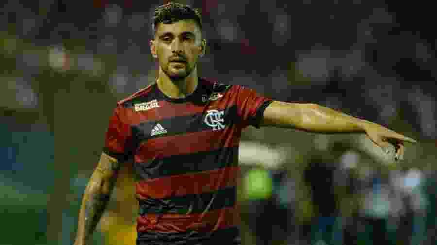 Arrascaeta será o único titular em campo pelo Flamengo no clássico contra o Vasco - Alexandre Vidal / Flamengo