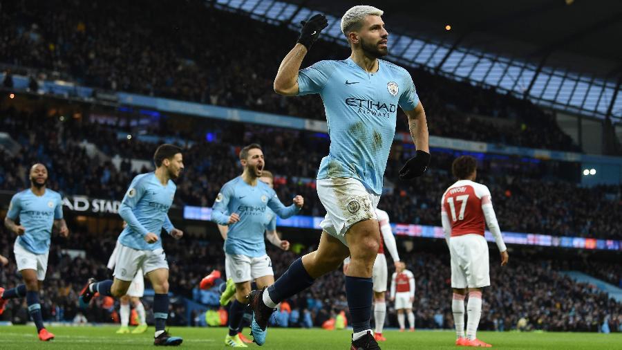 10861c0e0e Manchester City acerta contrato de R$ 3,2 bi e troca Nike pela Puma ...