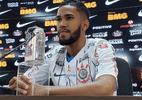 """Reforço promete """"drible e velocidade"""" no Corinthians e já pensa em clássico - Reprodução/Twitter Corinthians"""