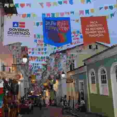 Campanha na região do Centro Antigo de Salvador - Alberto Coutinho