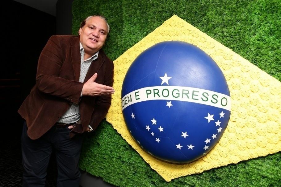 Branco, ex-lateral da seleção brasileira
