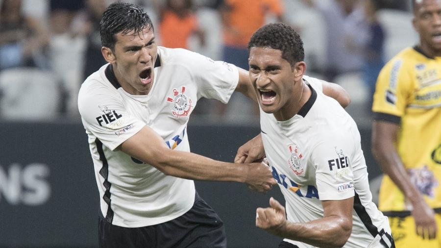 Pablo defendeu o Corinthians em 2017 - Daniel Augusto Jr. / Ag. Corinthians